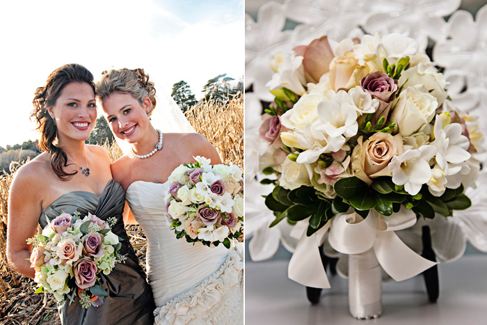 Vintage Shabby Chic Bouquets
